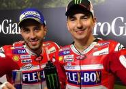 Dovizioso Sebut Lorenzo Tak Punya Andil Apapun atas Kemajuan Ducati