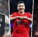 David Alaba Samakan Lewandowski dengan Ronaldo dan Messi