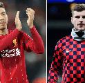 Liverpool Plot Timo Werner Gantikan Firmino?