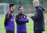 Arsenal Siapkan Laga Spesial untuk Arsene Wenger dan Santi Cazorla