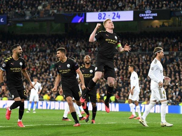 Comeback! Manchester City Kejutkan Real Madrid di Santiago Bernabeu