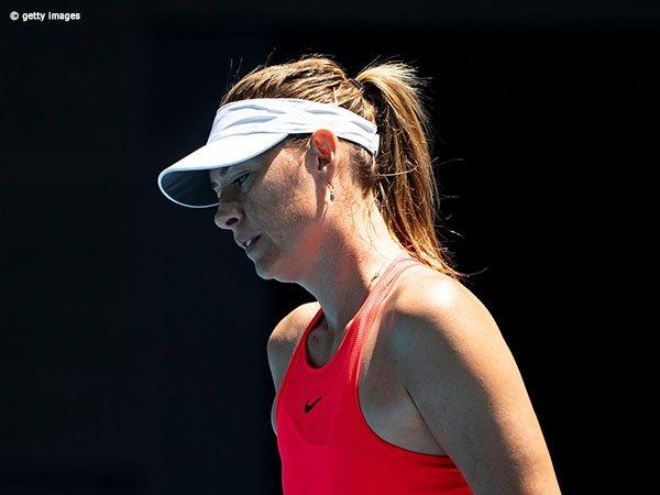 Maria Sharapova Resmi Gantung Raket