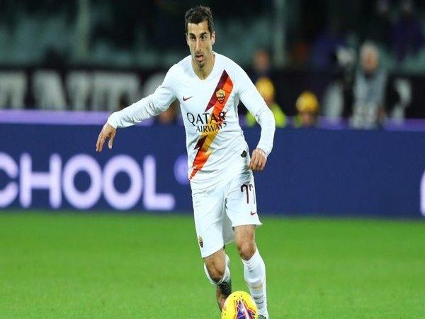 Liga Europa: Mkhitaryan Lega Roma Mampu Lolos dari Hadangan Gent