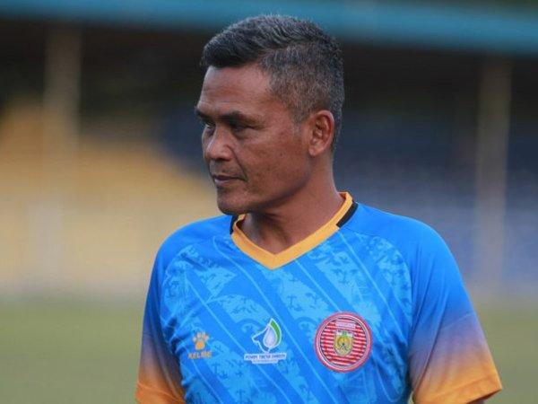 Pelatih Persiraja Enggan Pikirkan Kekuatan Bhayangkara FC