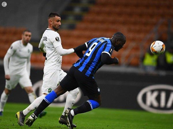 Cetak Gol Lagi Saat Melawan Ludogorets, Lukaku Kembali Cetak Rekor