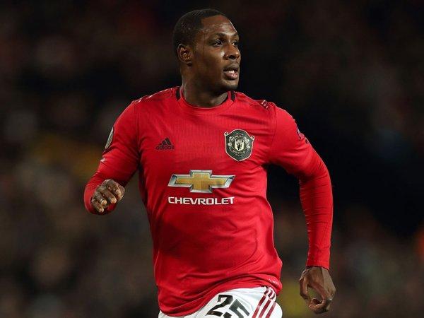 Ighalo Dedikasikan Gol Pertama di Man United Bagi Mendiang Saudarinya