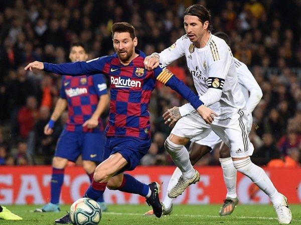 Jelang El Clasico, Sergio Ramos Ungkap Pandangannya Tentang Lionel Messi