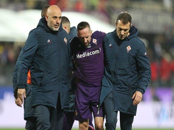 Pelatih Fiorentina Kebelet Mainkan Ribery
