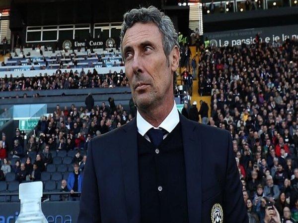 Pelatih Udinese Bertekad Hentikan Tren Negatif Timnya