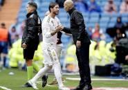 Ramos Berharap Zidane Tangani Real Madrid Lebih Lama