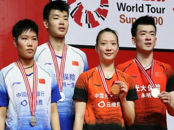 Jelang India Open, Pemeriksaan Ketat Dilakukan Kepada Atlet China