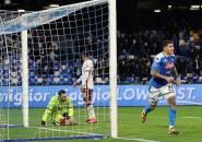 Menang 2-1, Napoli Perpanjang Rekor Kekalahan Torino