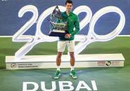 Novak Djokovic Bawa Pulang Gelar Kelima Di Dubai