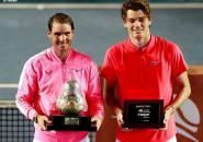 Rafael Nadal Sukses Cetak Hat-trick Di Acapulco