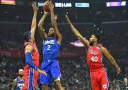 Kalahkan 76ers, Clippers Menang Empat Kali Beruntun