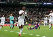 Real Madrid Kembali Puncaki La Liga Usai Kalahkan Barcelona 2-0