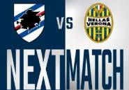 Sampdoria vs Hellas Verona Resmi Ditunda Akibat Virus Corona