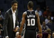 Gantikan Gregg Popovich Sementara, Tim Duncan Langsung Bawa Spurs Menang Atas Hornets
