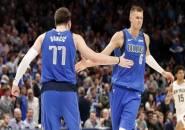 Cetak Triple-Double, Doncic Pimpin Mavericks Kalahkan Pelicans