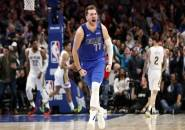 Luka Doncic Jadi Korban Kemenangan Mavericks Atas Pelicans