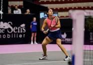 Petualangan Caroline Garcia Di Lyon Berlanjut Di Perempatfinal