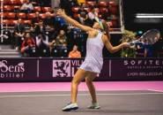 Meski Terjal, Sofia Kenin Loloskan Diri Ke Perempatfinal Di Lyon