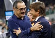 Digelar Tanpa Penonton, Sarri Tetap Nantikan Laga Derby d'Italia