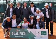Hasil Davis Cup: Italia Bukukan Satu Tempat Di Madrid