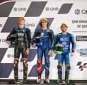 Hasil Kualifikasi Moto2 Qatar: Catatan Waktu Sama Persis, Marini Hampir Meraih Pole Position