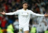 Zidane Bawa Mariano Lagi Setelah Cetak Gol di El Clasico