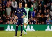 Kekalahan dari Betis, Madrid Bisa Gagal Juarai La Liga