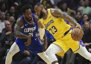 Usai Dikalahkan Lakers, Beverley Klaim Tidak Sulit Menjaga James