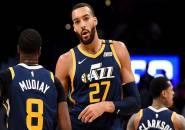 NBA Tidak Akan Beri Sanksi Kepada Rudy Gobert Karena Tindakan Cerobohnya