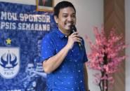 Meski Memberatkan Pihak Klub, CEO PSIS Sebut Penundaan Liga Karena Corona Sudah Tepat