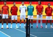 Sebagai Juara Bertahan Davis Cup Finals, Spanyol Berada di Grup Ini