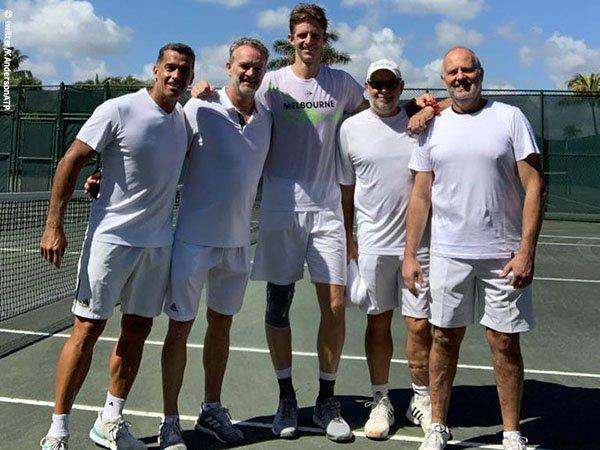 Dunia Tenis Terhenti Sejenak, Kevin Anderson Targetkan Untuk Kembali Beraksi Setelah Dihantui Cedera