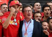 Ferrari Hentikan Seluruh Operasional Hingga Akhir Maret