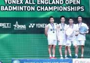 Kevin/Marcus Tetap Bersyukur Raih Runner-up di All England