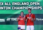 Kembali dari Inggris, Tim All England Jalani Isolasi Mandiri