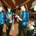 Tiba Dari All England, Para Pemain Malaysia Jalani Karantina Selama 14 Hari