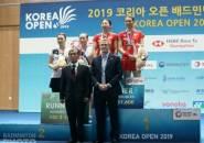 Ganda Putri Korea Catat Rekor, Tempatkan Empat Pasangan di Peringkat 10 Besar Dunia