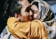 Arif Hidayat Pantau Kondisi Keluarga Dari Bandung