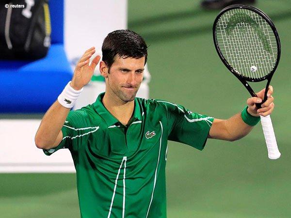 Novak Djokovic Angkat Bicara Tentang Virus Corona