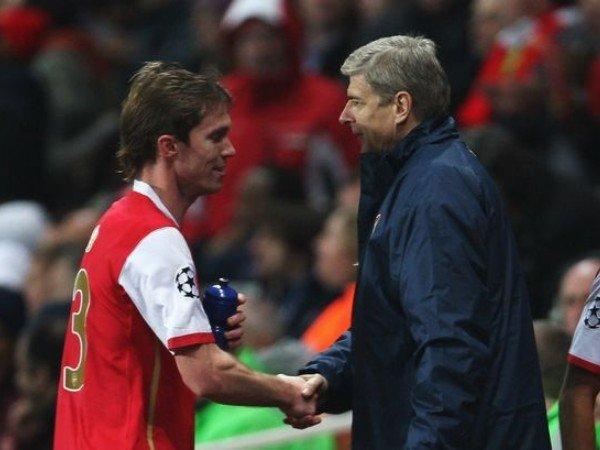 Mantan Gelandang Arsenal Beberkan Saran Dahsyat Arsene Wenger Untuknya