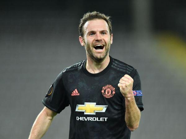 Juan Mata Ungkapkan Harapan Utamanya di Manchester United