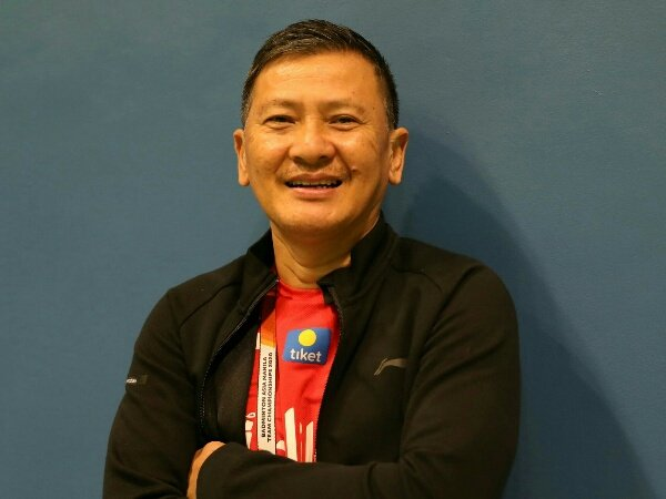 Pelatih Kepala Tunggal Putra Hendry Saputra Berstatus PDP Covid-19