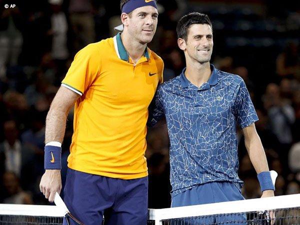 Pertandingan Lawan Novak Djokovic Ubah Situasi, Klaim Juan Martin Del Potro
