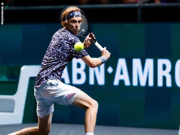 Andrey Rublev Kesulitan Hidup Tanpa Tenis, Tetapi . . .