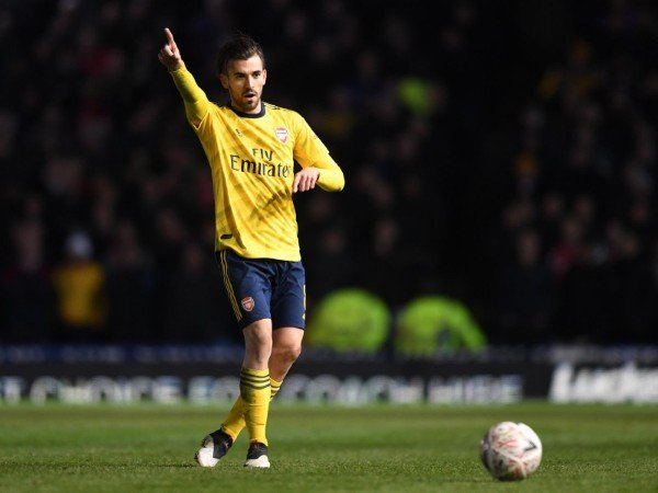 Arsenal Yakin Bisa Pertahankan Ceballos Hingga Akhir Musim