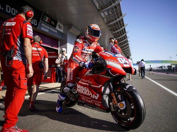Dovizioso Akui Kondisi MotoGP Saat Ini Tak Cocok Bagi Pebalap Tua